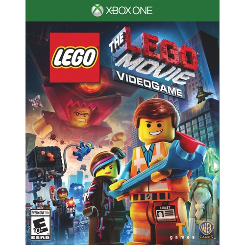 XBOX ONE: The Lego Movie Videogame