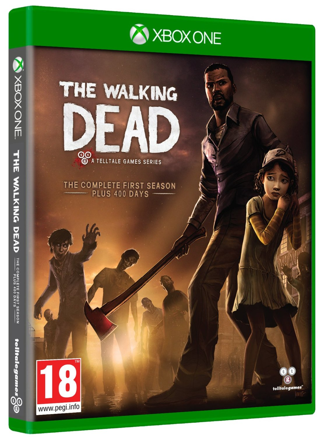 XBOX ONE: The Walking Dead GOTY Edition: The Complete First Season