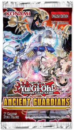 Yu-Gi-Oh!: Ancient Guardians Booster Pack