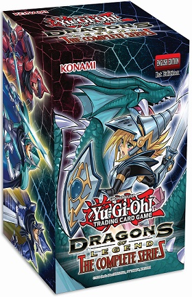 Yu-Gi-Oh!: Dragons of Legend: The Complete Series Box