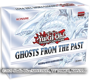 Yu-Gi-Oh!: Ghosts From the Past Box