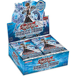 Yu-Gi-Oh!: Legendary Duelists: White Dragon - Booster Box