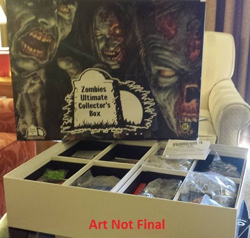 ZOMBIES!!! ULTIMATE COLLECTORS BOX [SALE]