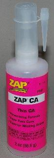 Zap: Zap Thin CA (4oz)