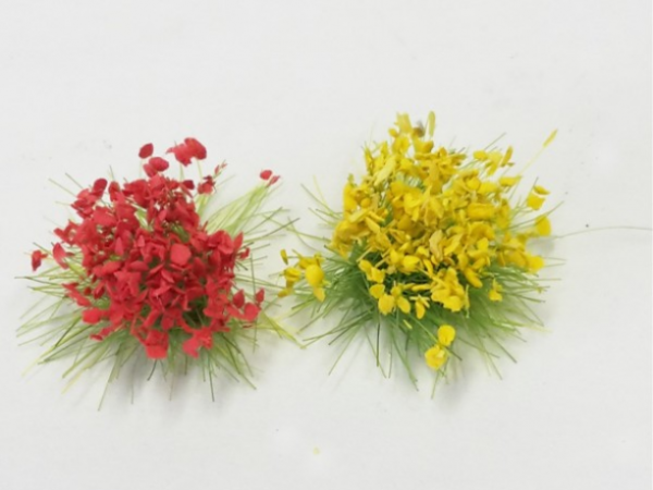 Ziterdes: 6mm Flowerland Blooming Grass Tufts