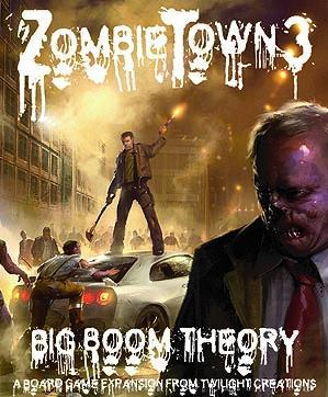 Zombie Town 3: Big Boom Theory (SALE)