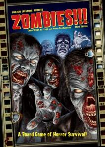 Zombies!!! Third Edition [Damaged]