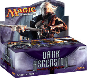 Magic the Gathering: Dark Ascension: Booster Box