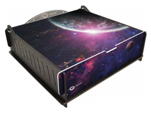 e-Raptor Games: Trading Card Deluxe Storage Box - Outer Space