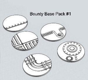 AE-Bounty: Base Insert Pack 1