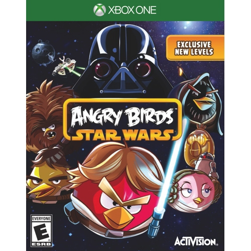 XBOX ONE: Angry Birds Star Wars