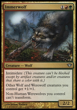 Magic: Dark Ascension 141: Immerwolf