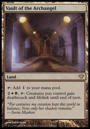Magic: Dark Ascension 158: Vault of the Archangel