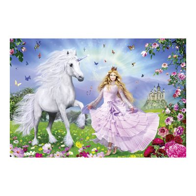 Schmidt Spiele Puzzles: Princess Of Unicorns (100)
